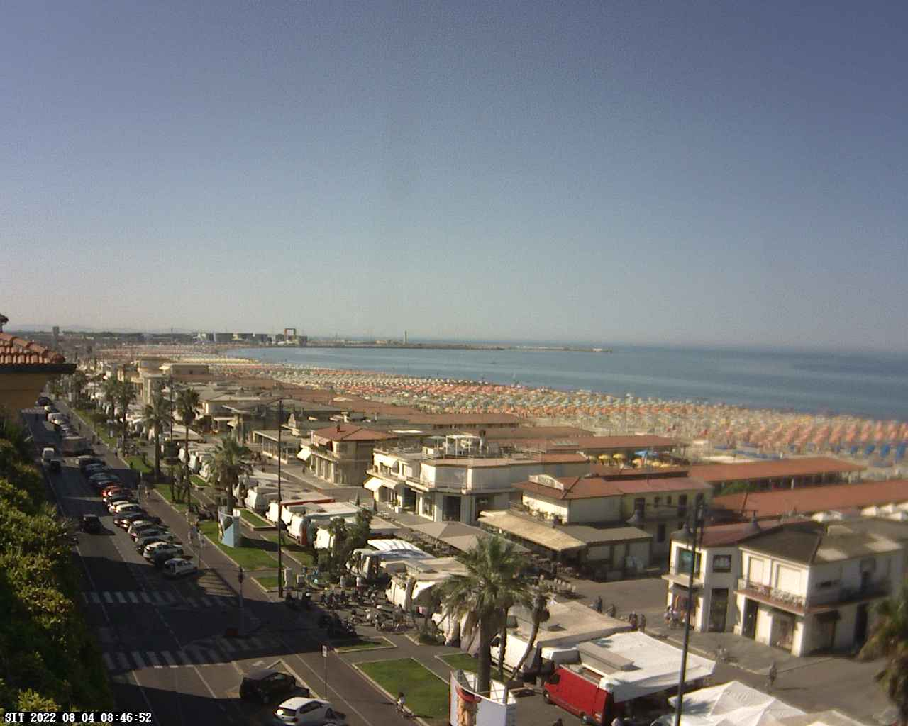 Webcam Versilia